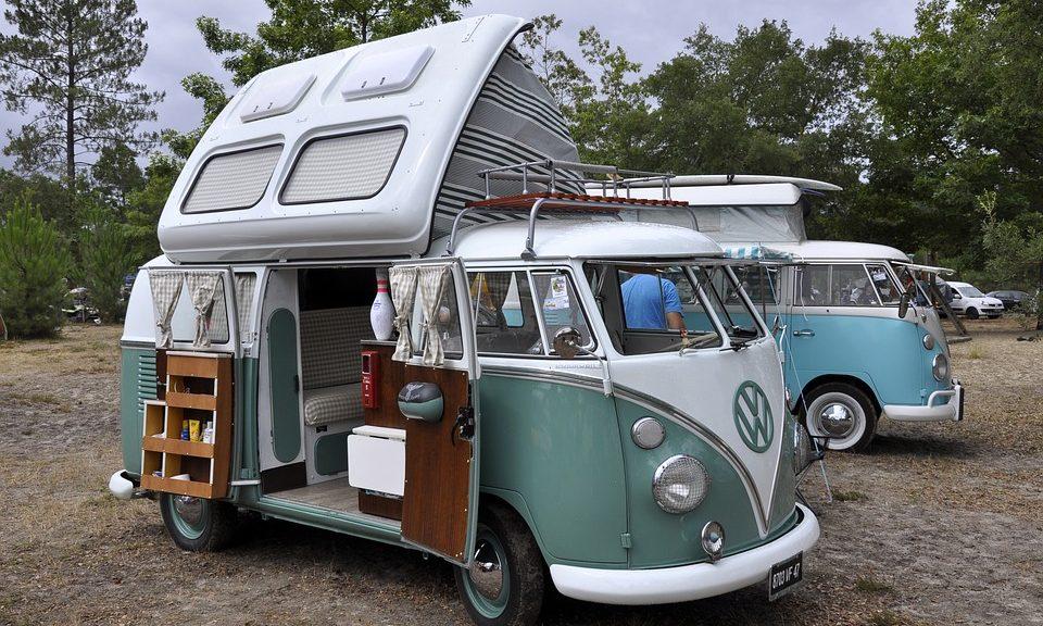 Camping Les Foulegues