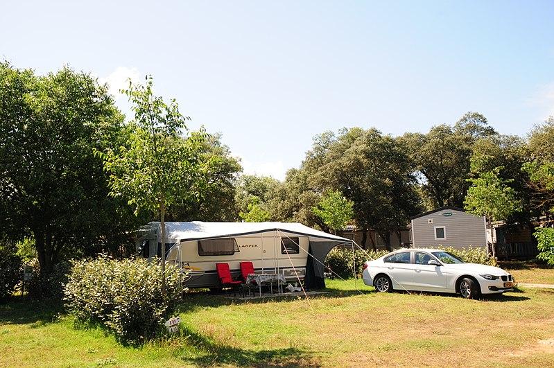Camping La Gabinelle