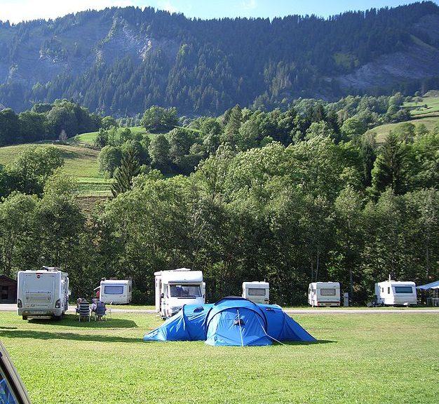 Camping le Beauséjour
