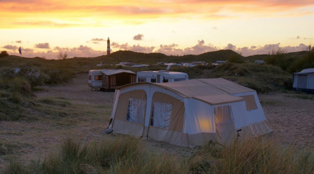 Camping le Mas de la Plage