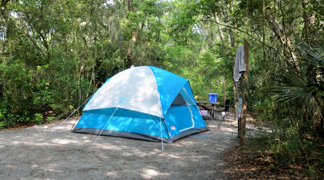 Camping les Sablines
