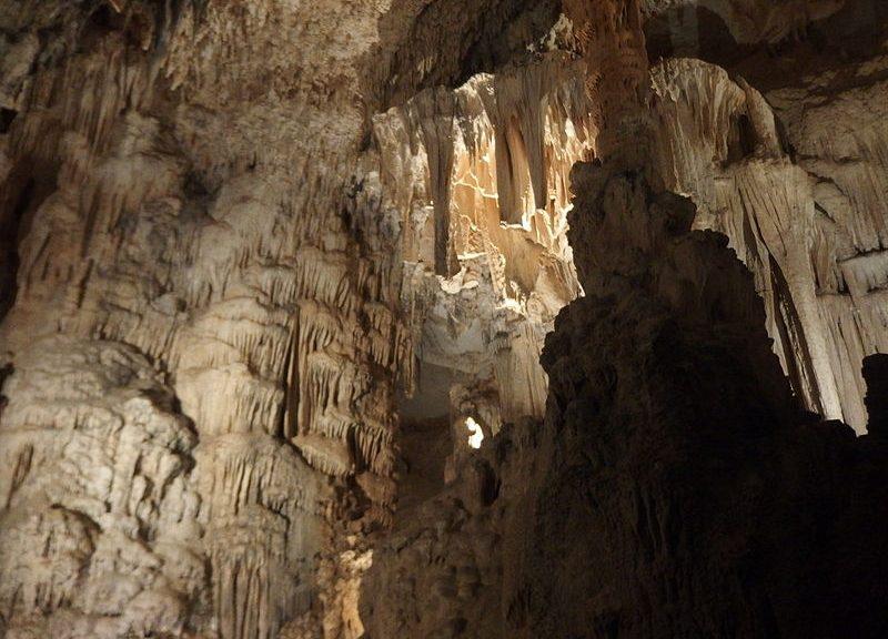 La grotte de demoiselle
