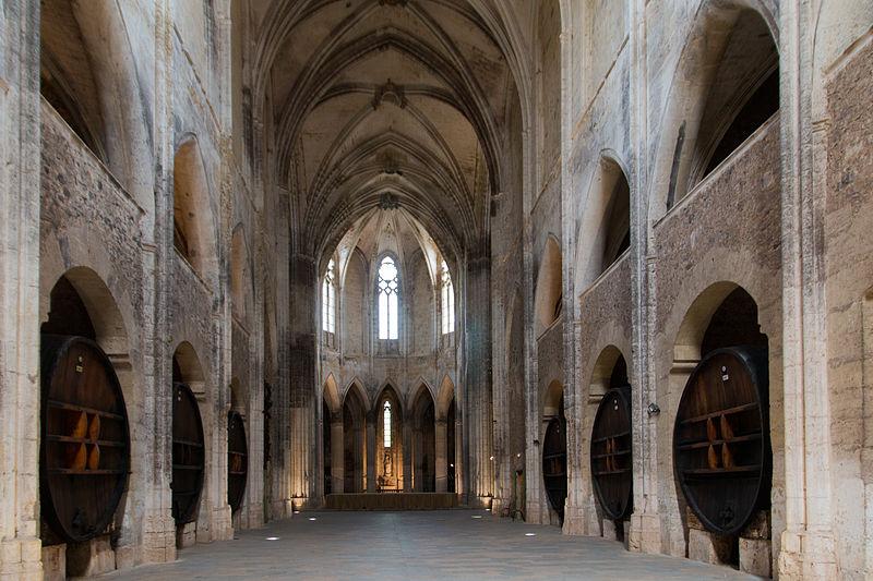 L'abbaye de Saint-Marie de Valmagne