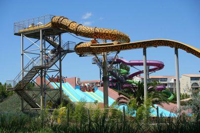 L'Aqualand de Cap d'Agde